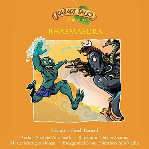 Bhasmasura cover art