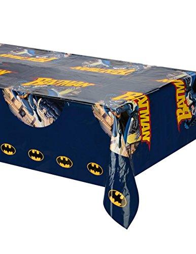 DYNASTRIB- Batman - Mantel, 9005576, Multicolor, 130 x 180 cm