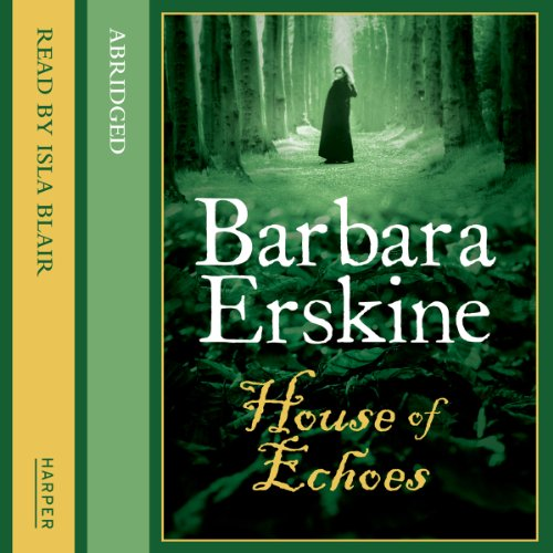House of Echoes audiobook cover art