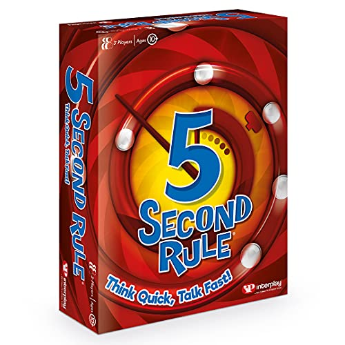 5 Second Rule, Family Game, GF006