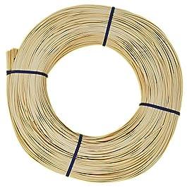 500g Rotin naturel ruban bleu meilleure qualité différents diamètres (1,5mm)