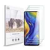 AYSOW Verre Trempé pour Xiaomi Mi Mix 3 5G Protection écran, 9H Dureté, sans Bulles, 2.5D...