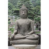 Ornate windsor buddha statue ornament