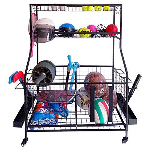Omreid Garage Storage System, Garage Sports Equipm...