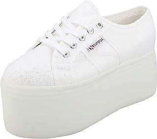 Superga 2802-cotw, Zapatillas de Gimnasia Mujer, EU