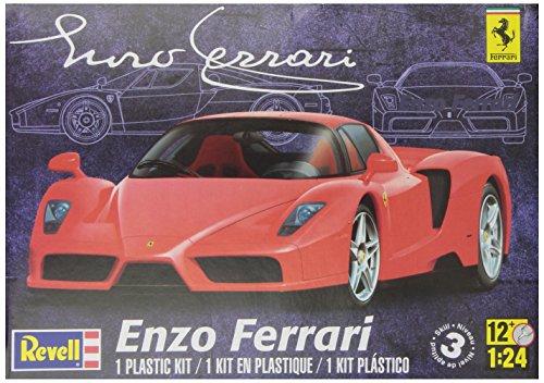 Revell Ferrari Enzo 1/24 Scale Sports Car Model Kit