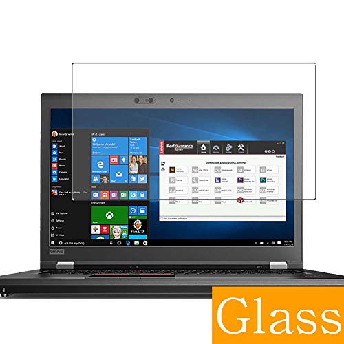 VacFun Vidrio Templado Protector de Pantalla para Lenovo ThinkPad P72 20MBCTO1WW 17.3