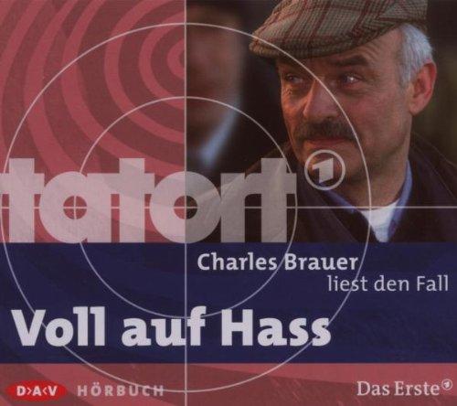 Tatort: Voll auf Hass (Hörbuch)