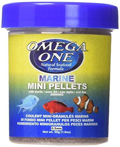 ナプコ オメガワン マイクロペレット マリーン 海水専用 50g