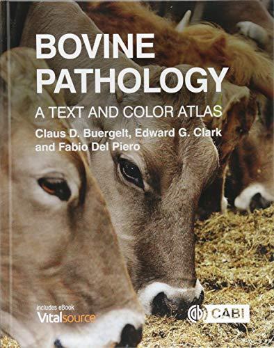 Bovine Pathology: A Text and Color Atlas