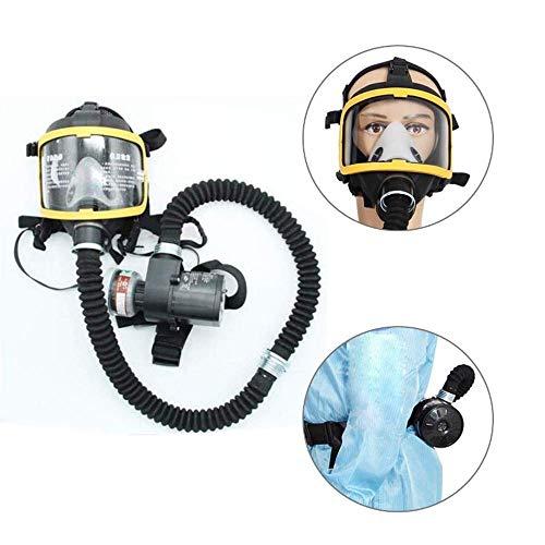 Une série d'air électrique à débit Constant d'alimentation Housse de Protection de Face, Capot de Protection du système de respirateur
