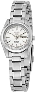 Unisex-Adult Analogue Classic Automatic Watch with Stainless Steel Strap SYMK13K1