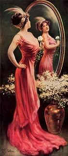 The Last Look by Charles Allan Gilbert Vintage Art Print (6 x 14)