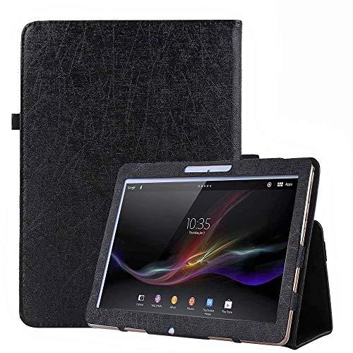 TASVICOO Funda para tablet Dragon Touch K10 Toscido 10, Lectrus 10.1, Victbing 10, Hoozo 10, ZONKO 10.1, Beneve 10.1, Yuntab 10.1 K107/K17, ACEPAD A130/A140/A121/A101, KUBI 1 .1, Lnn. mbbs 10.1 negro
