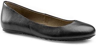 Keuka SureGrip Women's Nora Black Ballet Flat