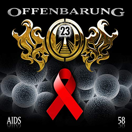 AIDS audiobook cover art