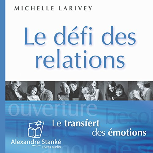 Le défi des relations audiobook cover art