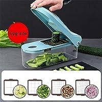 おろし金 CS-PSオニオンチョッパー野菜チョッパーで交換可能なベジチョッパーカッター (Color : As photo, Size : -)