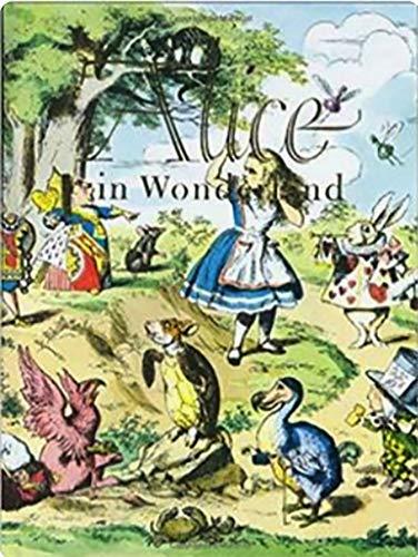 New York Puzzle Company - Penguin Random House Alice in Wonderland - 1000 Piece Jigsaw Puzzle