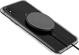 Bseah Wireless Charger,Qi-Certified 10W Max Fast Wireless Charging,Compatible iPhone 11/11 Pro Max/X/XR/XS Max/XS/8 Plus, Galaxy S10/S9/S8/Note 9/Note 8 (No AC Adapter) …