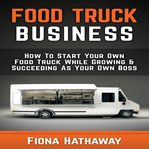 Food Truck Business audiobook cover art