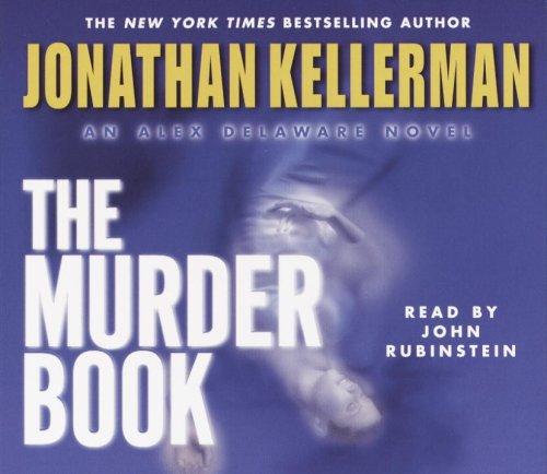 The Murder Book Audiobook By Jonathan Kellerman cover art