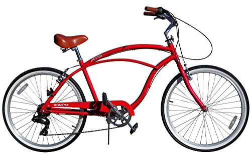 Fito Men's Marina 2.0 Aluminum Alloy 7 Speed...