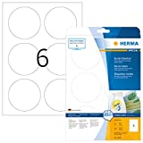 HERMA 5068 Universal Etiketten DIN A4 ablösbar selbstklebend