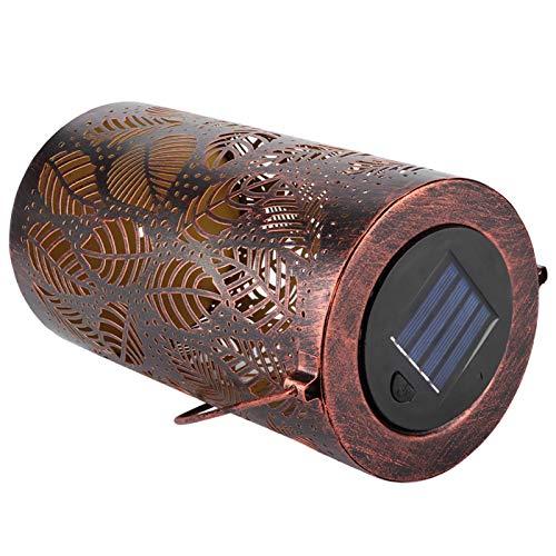 Emoshayoga Hierro Ligero Colgante Impermeable de la protección del Medio Ambiente de la luz del LED para los Balcones de los Arcos de los árboles
