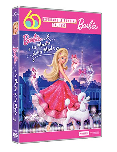 Barbie E La Magia Della Moda - Edizione 60 Anniversario (Barbie Stilista) [Italia] [DVD]