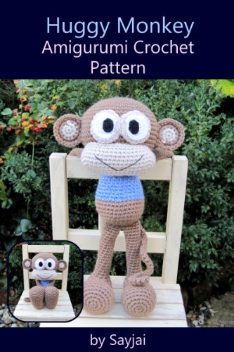 Meet Michael the Monkey - Crochet 365 Knit Too   500x333