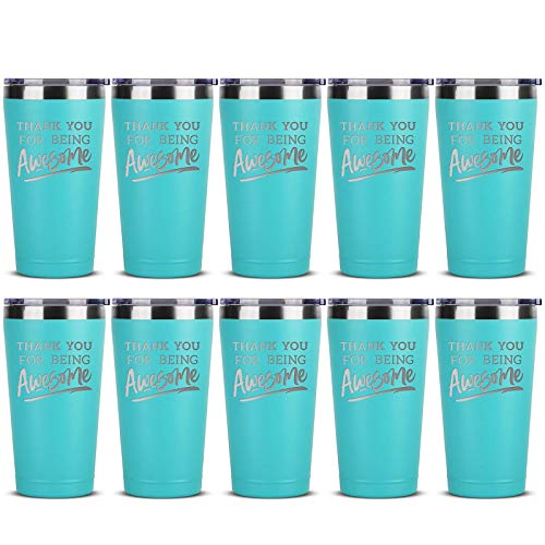 Mint Insulated Stainless Steel Tumblers