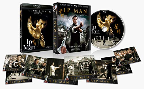 Ip Man BLU RAY Edición Es