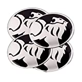 GotoShop Holden Logo Rims Wheel Center Caps Sticker Covers Emblem (4pcs 1set)