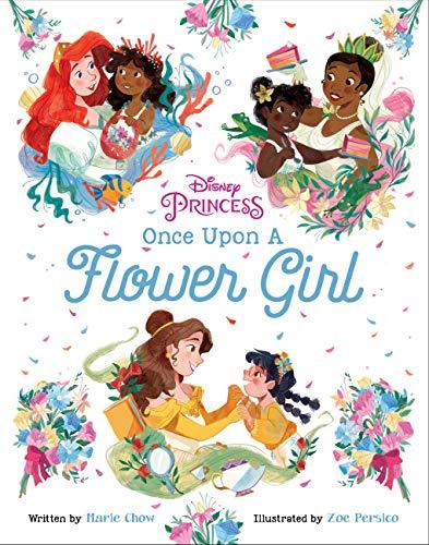 Disney Princess: Once Upon a Flower Girl