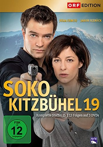 SOKO Kitzbühel - Box 19 (3 DVDs)