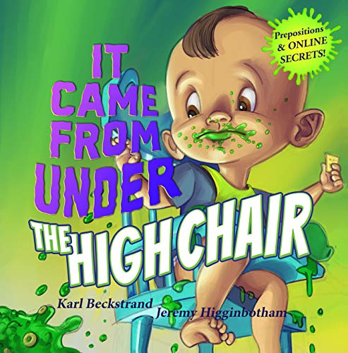 It Came from Under the High Chair: A Mystery (Mini-mysteries for Minors Book 5) (English Edition)
