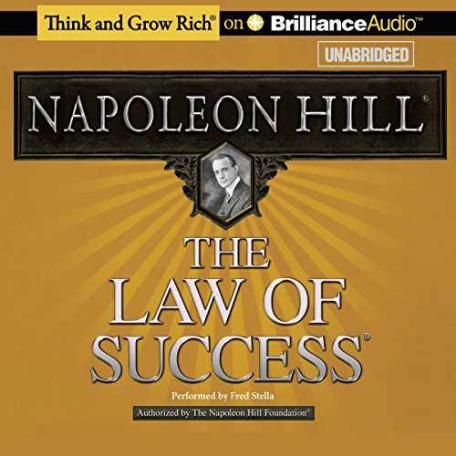 The Law of Success Titelbild