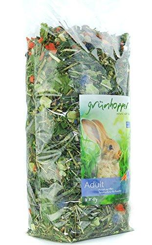 Grünhopper Kaninchenfutter Adult 850g
