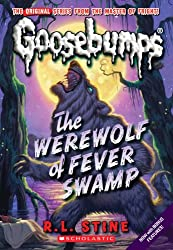 Cover of The Werewolf of Fever Swamp