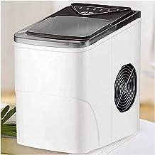 KSDCDF Machine à glaçons à comptoir avec auto-nettoyage, machine à glaçons automatique compacte 24h, 9 cubes prêts à 8-10 ...