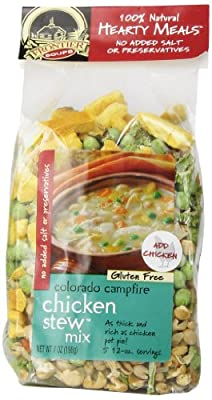 Frontier Soups Hearty Meal Soups Colorado Campfire Chicken Stew Mix by