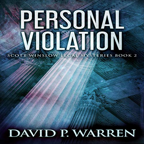 Personal Violation audiobook cover art