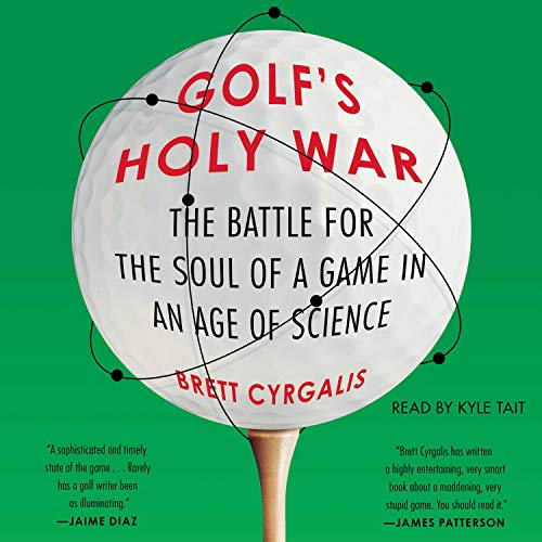 Golf's Holy War  By  cover art