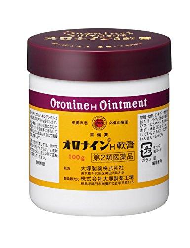 【第2類医薬品】オロナインH軟膏100g