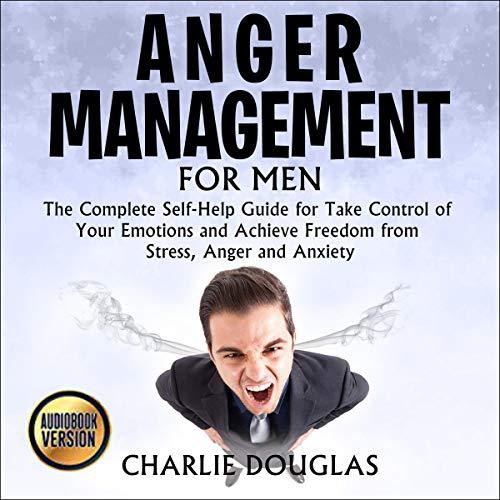Anger Management for Men Titelbild