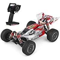 GoolRC Wltoys 60km/h High Speed 1/14 2.4GHz RC Buggy 4WD Racing Off-Road RTR Drift RC Car