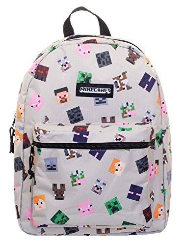Minecraft Characters 16' Backpack