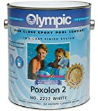 Best Pool Paints - Olympic Poxolon Two-Coat Epoxy Swimming Pool Paint Review