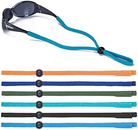 Kids Glasses Strap for Boys Sports Sunglasses Lanyard Adjustable Eye Glasses String Strap Pack product image
